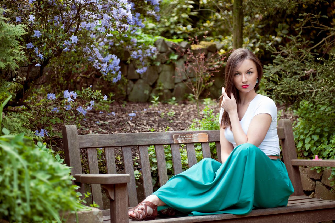 Portrait Photography London Outdoor